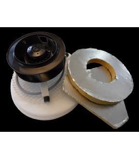 Kit complet sur platine GA 14 + 2 filtres  + piège à son