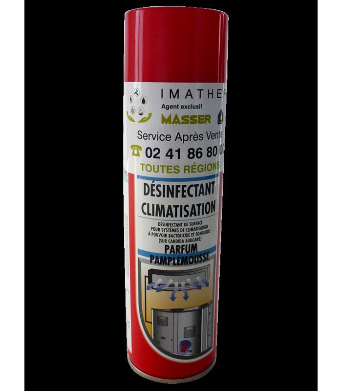 Bombe nettoyante pour gaine de ventilation - Bombe contact electronique ...