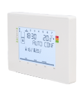 Thermostat tactile programmable TH1408